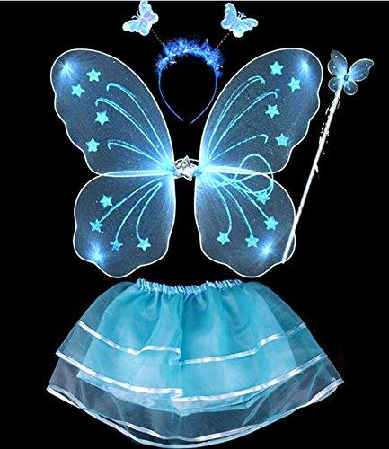 Fairy Wings Wands - 9
