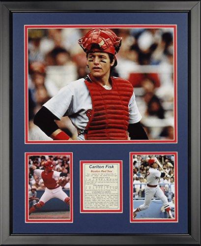 Legends Never Die Carlton Fisk Framed Photo Collage, 16