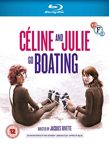 Celine and Julie Go Boating [UK import, region B PAL - Celine Uk