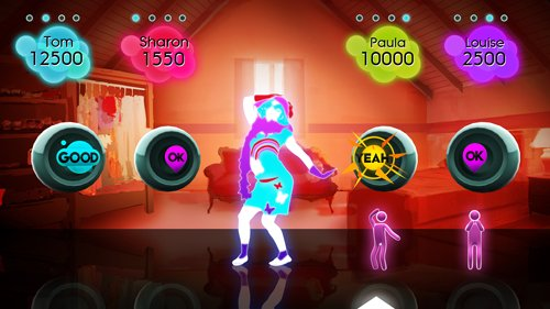 Just Dance 2 - Nintendo Wii by Ubisoft (Image #4)