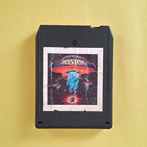 (BOSTON s/t 8 Track Tape 1976 Epic JEA 34188)