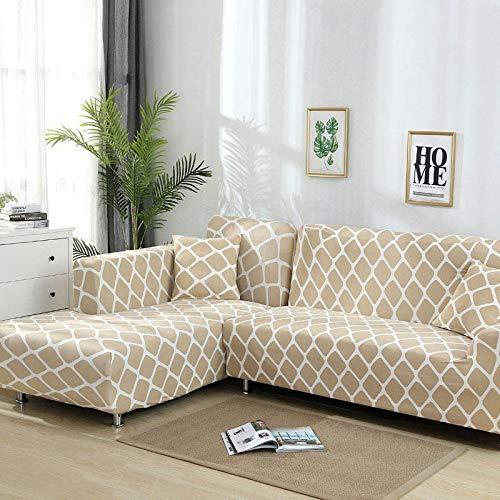 X-BaoFu, Funda de sofá elástica de algodón Tiene Que Pedir 2 ...