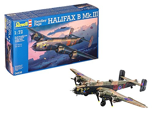 Revell 04936 Handley Page Halifax B Mk.III Model Kit