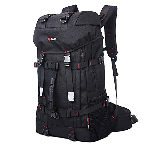 Amazon.com : KAKA Travel Backpack Sports Bag Gym Bag Hiking Bag ...