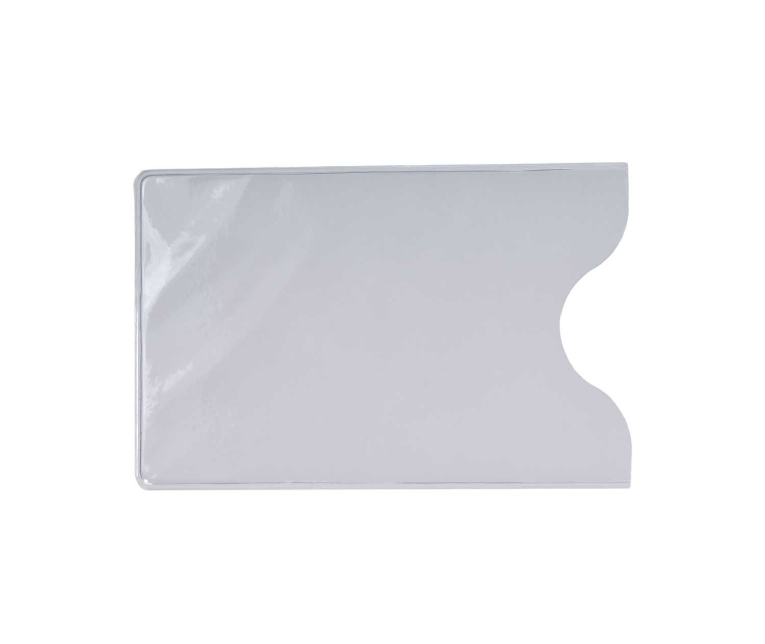 Amazon.com : Medicare Credit Card Protector Sleeve Clear 6 Mil (24 ...