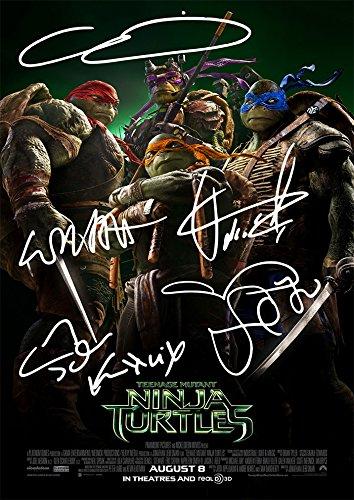 Amazon.com: Teenage Mutant Ninja Turtles TMNT 2014 Movie ...