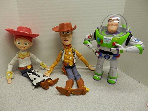 Disney Toy Story Collection Woody Jessie Buzz Lightyear Talk