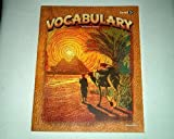 Vocabulary Student Worktext, Level D, Bob Jones, 1591661773