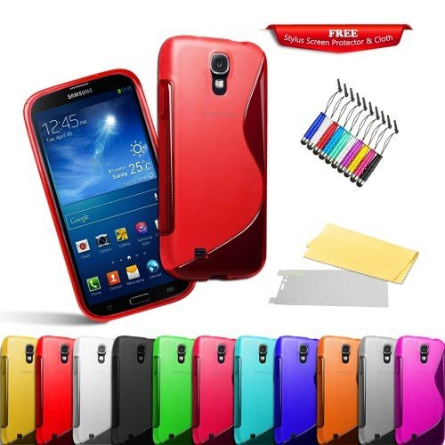 huge selection of 53c76 20fd2 Samsung Galaxy S4 Active S Line Back Cover: Amazon.in: Electronics