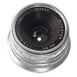 Best Olympus Microscopes - FidgetFidget 25mm F/1.8 Manual Focus Fixed Lens Review