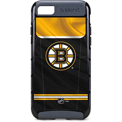 NHL Boston Bruins iPhone 7 Cargo Case - Boston Bruins Home Jersey Cargo Case For Your iPhone 7