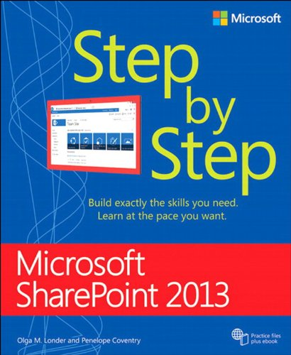 Download Microsoft SharePoint 2013 Step by Step Pdf