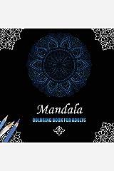 Mandala Adult Coloring Book (Volume 2) Paperback