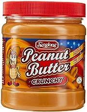Sing Long Peanut Butter Crunchy, 800g