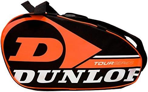 DUNLOP Paletero de pádel Tour Intro Negro/Naranja Flúor: Amazon.es ...