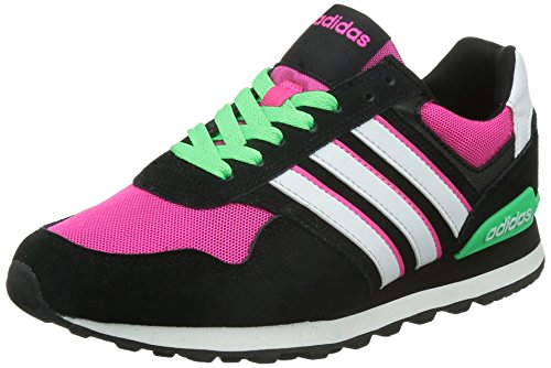 Bunt Femme Negbas Rosimp adidas Chaussures Schwarz Sport de W 10k Pink Weiß Ftwbla qxZxXYa