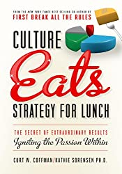 Culture Eats Strategy for Lunch: The Secret of Extraordinary Results, Igniting the Passion Within