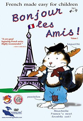 Bonjour Les Amis: Vol. 1