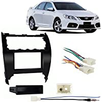 Fits Toyota Camry 2012-2014 Single DIN Stereo Harness Radio Install Dash Kit