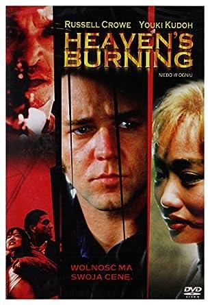 Heaven's Burning Region 2 English audio  English subtitles by
