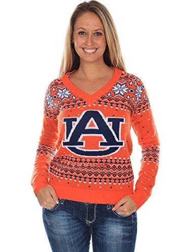 Tipsy Elves Women's Auburn University Sweater: -