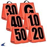 CHAMPRO SOLID WEIGHTED FOOTBALL YARD MARKERS SOLID WEIGHTED FOOTBALL YARD MARKERS review