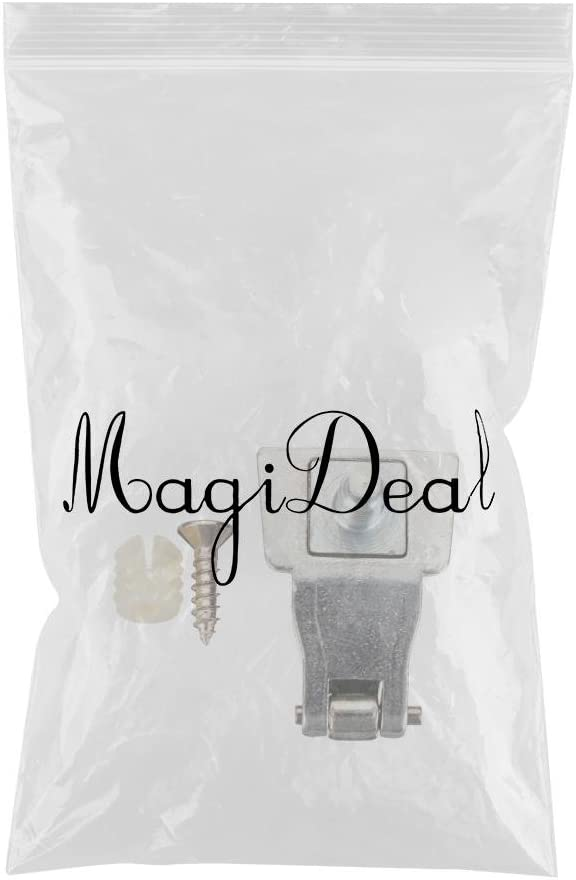 MagiDeal Driver//Passenger Side Outer Door Handle Hinge Repair Kit