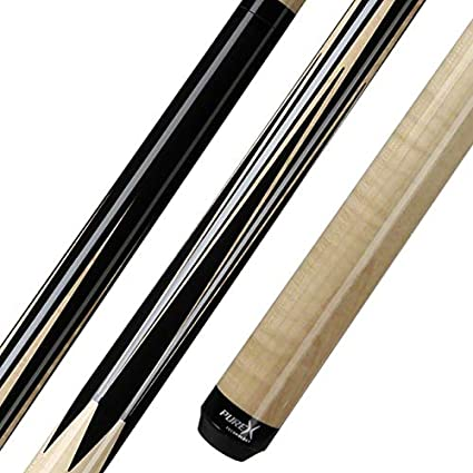NEW Pure X Pool Cue HXTSN Kamui Black Soft Tip! /'Sneaky Pete/' HXT LD Shaft