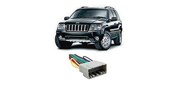 In-Car Technology, GPS & Security Devices Jeep Grand Cherokee 2002 ...