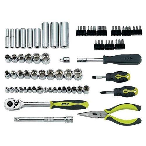 Hex 1/2 Bit Dr 19mm (Craftsman Evolv 77 piece Mechanics Tool Set)
