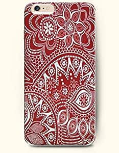 Apple iPhone 6 Case ( 4.7 inches) with Design of Grey And Black Serpent Pattern - Snake Skin Print -OOFIT Authentic iPhone Skin