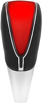 EasyJake Black Shift Knob Skirt with LED Red Switch