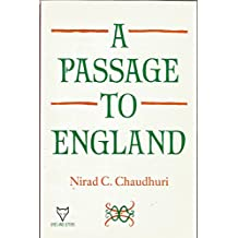 PASSAGE TO ENGLAND (Lives and Letters)
