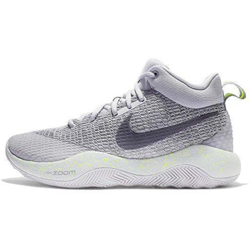 絵咳不利益(ナイキ) ズーム レブ EP メンズ バスケットボール シューズ Nike Zoom Rev EP 852423-007 [並行輸入品]