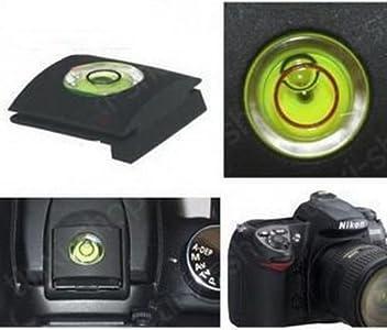 Blitzschuhabdeckung Wasserwaage Abdeckkappe für Canon Nikon Pentax DSLR-Kamera