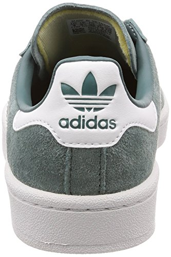 Crystal Raw Green White Verde Campus Raw Uomo Ftwr Ftwr Sneaker Green White adidas White Crystal White qvn6P1n