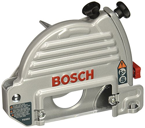 Bosch TG502 Tuck-Pointing Guard (Dust Guard)