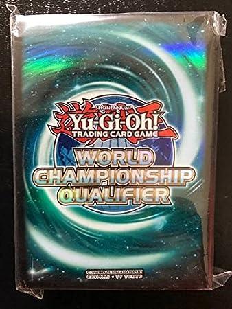 遊戯王 公式 WCQ 2017 スリーブ 未開封