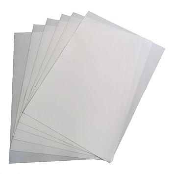 Amazon.com: 100 hojas A3 papel de sublimación transferencia ...