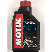 Motul Transoil 2T 4T Motorcycle Transmission Gearbox 10W30 1 Quart