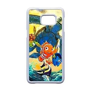 Generic for Samsung Galaxy S5 Edge Cell Phone Case White Finding Nemo Custom HLFDKFFKD2360