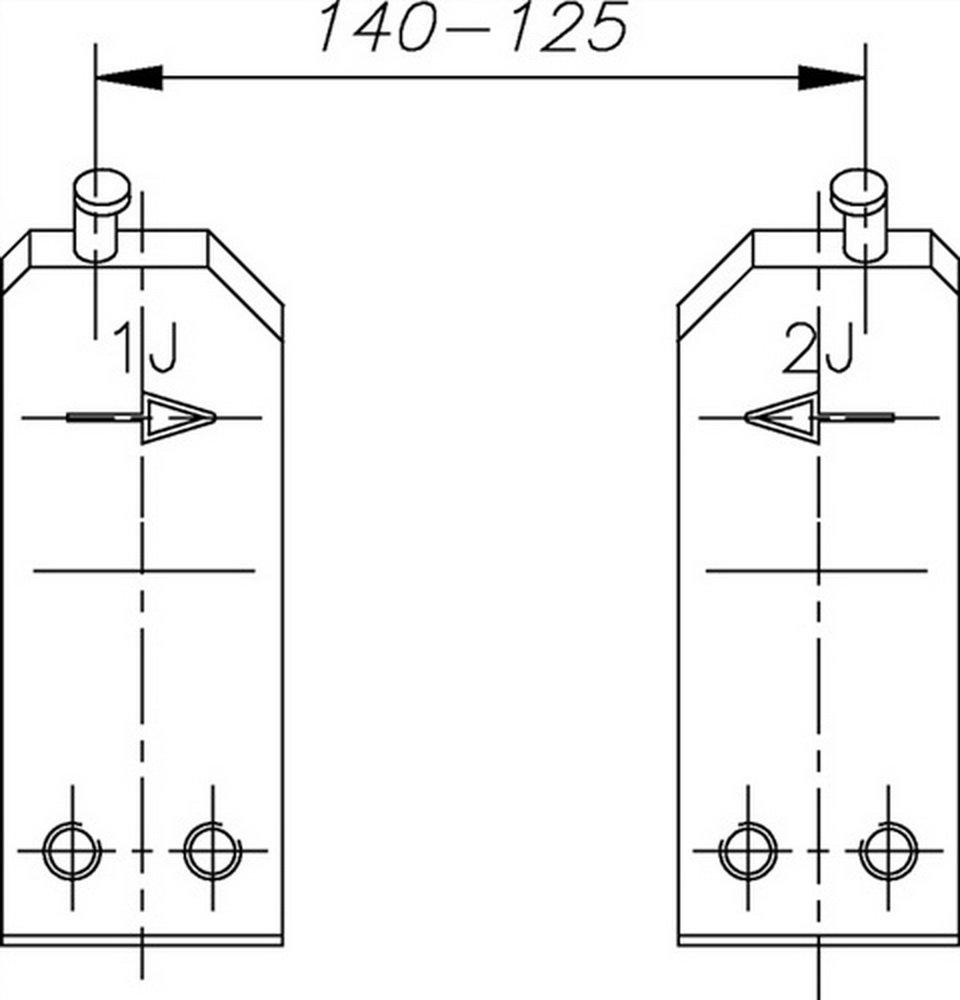 GEDORE E-8005 Ersatzspitze 1 J