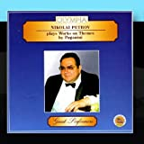 Nikolai Petrov Plays Works on Themes by Paganini