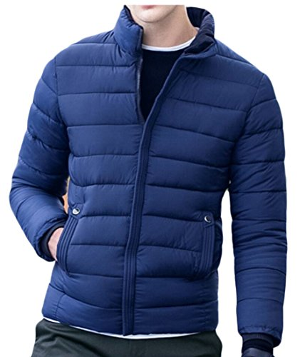 Down Blue Goose amp;W Quilted Packable M Lightweight amp;S Short Men's Jacket fwBW0O