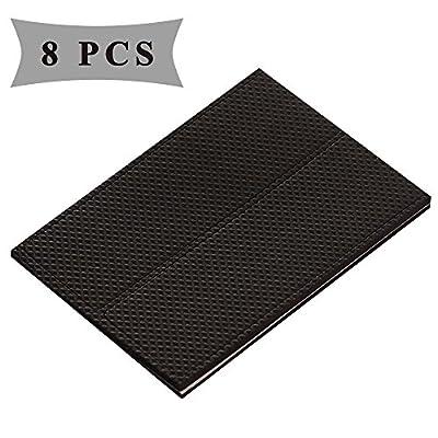 Heavy Duty Adhesive Furniture Pads - Floor Protector for Tiled, Laminate,Wood Flooring - Hardwood Floor Protector