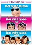 Look Who's Talking/Look Who's Talking Too/Look Who's Talking Now! [DVD]