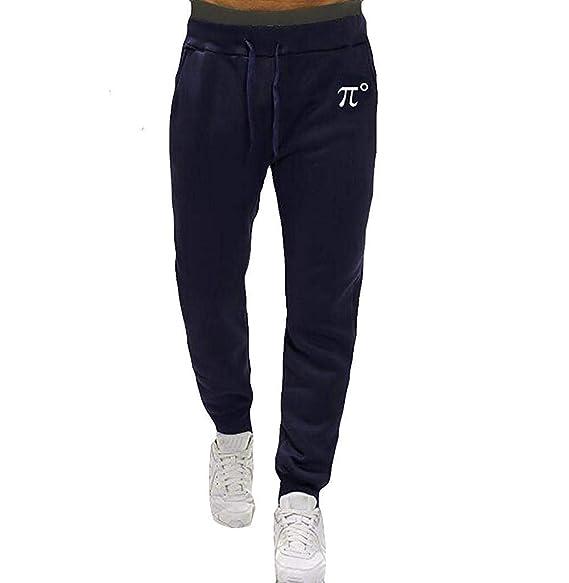 Anaisy Pantalones De Chándal Pantalones De Ocio para Hombre ...