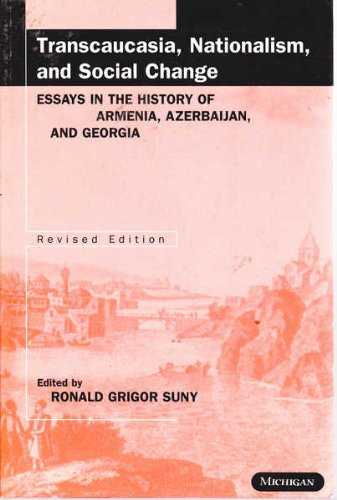 Topic For English Essay Transcaucasia Nationalism And Social Change Essays In The History Of  Armenia Azerbaijan And Georgia Ronald Grigor Suny   Amazoncom  Example Essay Thesis also Thesis For A Narrative Essay Transcaucasia Nationalism And Social Change Essays In The History  High School Essay Examples