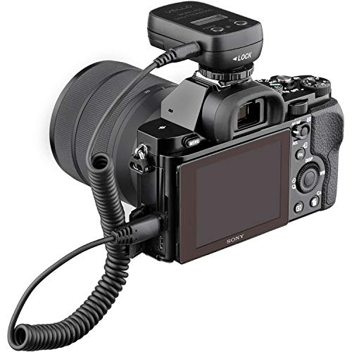 Vello Wireless ShutterBoss III Remote Switch with Digital Timer for Select Sony Cameras by VELLO (Image #9)