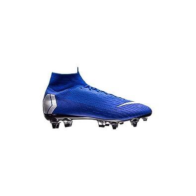 16bde06cd082 Nike Mercurial Superfly 360 Elite SG-Pro Anti-Clog Racer Blue/Black ...
